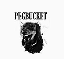 PEGBUCKET dog Unisex T-Shirt