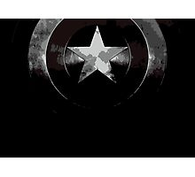 WINTER SOLDIER Photographic Print