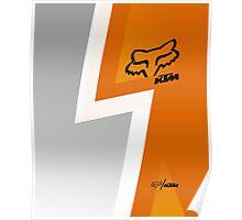 FOX KTM Poster