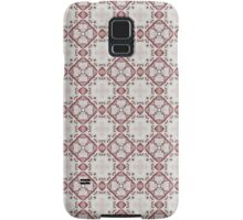 RED Samsung Galaxy Case/Skin