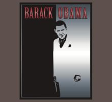 Scarface-Barack Obama by MGraphics