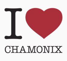 I ♥ CHAMONIX by eyesblau