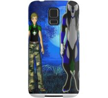 Matthew The Werewolf King Samsung Galaxy Case/Skin