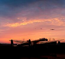 Lancaster Dispersal by J Biggadike