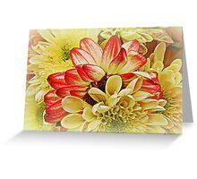 Natures Paintbrush Greeting Card
