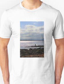 Fisherman on Rocks T-Shirt