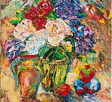 Bouquet by Anna-Mansohn