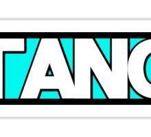 Stance - Blue Sticker
