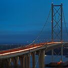 Forth Road Bridge (1) by Karl Williams