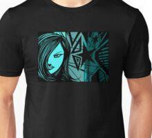 Star City Girl Blue Unisex T-Shirt