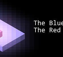 Blue or Red? by Giorgio Malvone