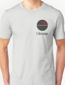 I know (death star) T-Shirt