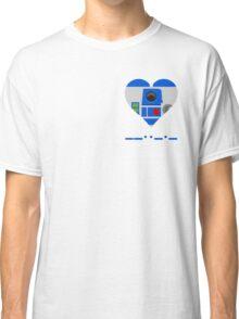 I love you R2D2 Classic T-Shirt