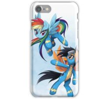 Wonderbolt Training iPhone Case/Skin