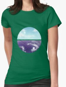 Two Skies Womens Fitted T-Shirt