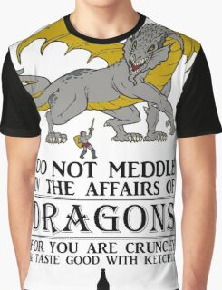 Dragon Meddlers Graphic T-Shirt