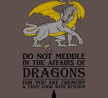 Dragon Meddlers Unisex T-Shirt