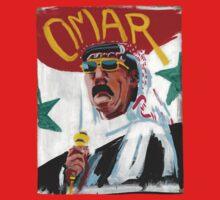 Omar Souleyman Kids Tee