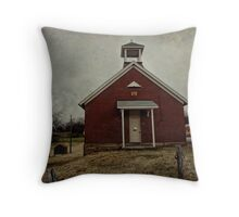Historic Landmark Throw Pillow