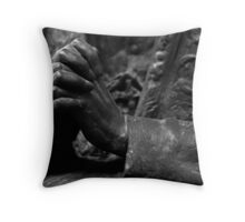 Rome; in pieces # 12 Throw Pillow