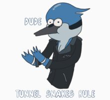 Dude, Tunnel Snakes Rule by SirFrumpabout