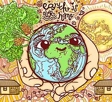 Earth is Our Home! by fionfairyland