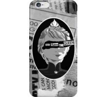 God Save the Ice Queen iPhone Case/Skin