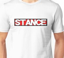 Stance - Red Unisex T-Shirt