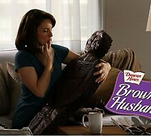Brownie Husband SNL by NinaQ
