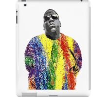 Biggie Pappa iPad Case/Skin