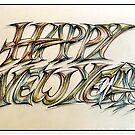 Happy New Year by Unicornuss