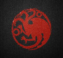 House Targaryen (Game of Thrones) by FanmadeStore