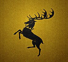 House Baratheon (Game of Thrones) by FanmadeStore