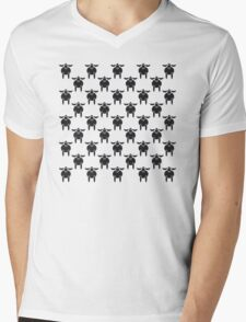 Easter sheep Mens V-Neck T-Shirt