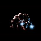 Iron Man - Phone Case (Samsung ONLY) by Niamh Wilson