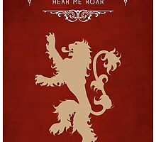 House Lannister by Curruptcheese