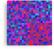 Pixel Texture 1.5  Canvas Print