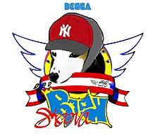 Begga Photographic Print