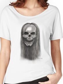 Skelethal skull Women's Relaxed Fit T-Shirt