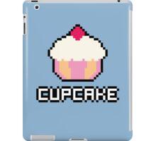 8-Bit Cupcake [Pink] iPad Case/Skin