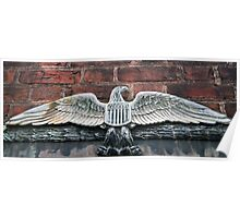 The Presidential Eagle Poster