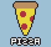 8-Bit Pizza by pai-thagoras