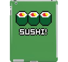 8-Bit Sushi iPad Case/Skin