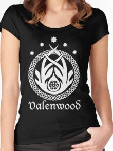 Valenwood Women's Fitted Scoop T-Shirt
