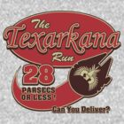 The Texarkana Run by robotrobotROBOT