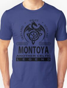 MONTOYA Another Celtic Legend - Limited Edition! T-Shirt