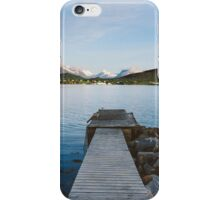 Lake Walk iPhone Case/Skin
