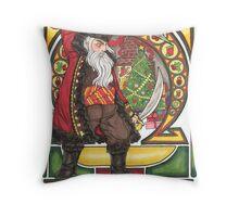 Guardian of Wonder Throw Pillow