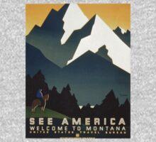 See America, Montana Kids Clothes