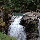 """Nooksack Falls"" by Lynn Bawden"